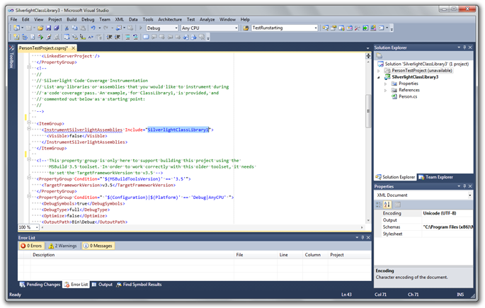 VisualStudioEditingTestProjectFile2