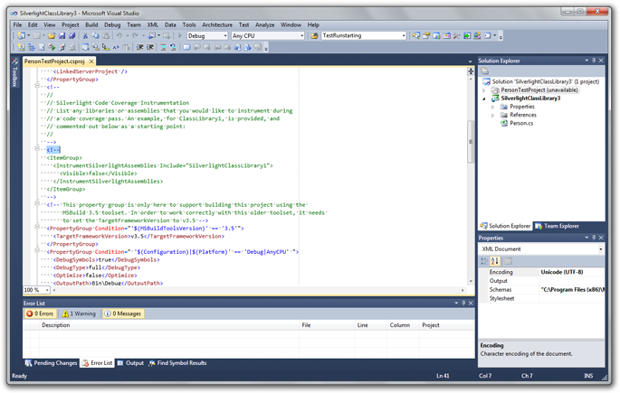 VisualStudioEditingTestProjectFileOriginal