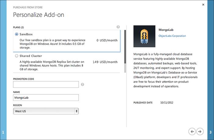 Creating a MongoDB replica set cluster w/Windows Azure Linux